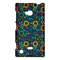 70s Pattern Nokia Lumia 720 by ValentinaDesign
