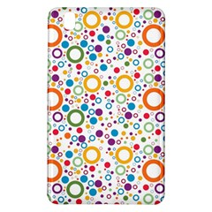 70s Pattern Samsung Galaxy Tab Pro 8 4 Hardshell Case by ValentinaDesign