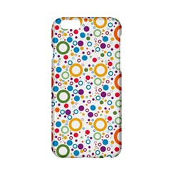 70s Pattern Apple Iphone 6/6s Hardshell Case by ValentinaDesign