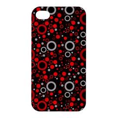 70s Pattern Apple Iphone 4/4s Premium Hardshell Case by ValentinaDesign