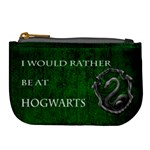 Slytherin purse - Large Coin Purse