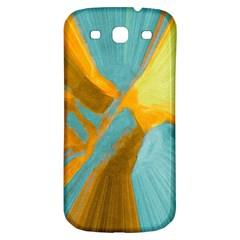 Pink Samsung Galaxy S3 S Iii Classic Hardshell Back Case by friedlanderWann