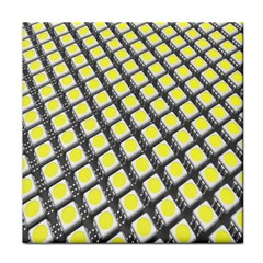 Wafer Size Figure Tile Coasters by Mariart