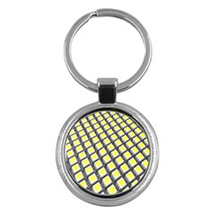 Wafer Size Figure Key Chains (round)  by Mariart