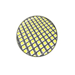 Wafer Size Figure Hat Clip Ball Marker (4 Pack) by Mariart