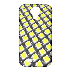 Wafer Size Figure Samsung Galaxy S4 Classic Hardshell Case (pc+silicone) by Mariart