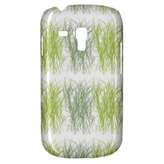 Weeds Grass Green Yellow Leaf Galaxy S3 Mini by Mariart