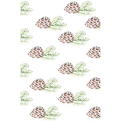 Pinecone Pattern 5 5  X 8 5  Notebooks by Mariart