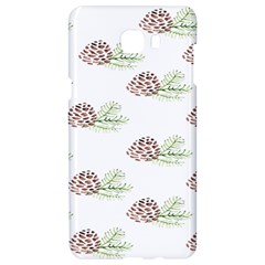 Pinecone Pattern Samsung C9 Pro Hardshell Case  by Mariart