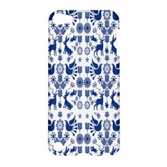 Rabbits Deer Birds Fish Flowers Floral Star Blue White Sexy Animals Apple Ipod Touch 5 Hardshell Case by Mariart