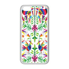 Peacock Rainbow Animals Bird Beauty Sexy Apple Iphone 5c Seamless Case (white) by Mariart