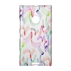 Rainbow Green Purple Pink Red Blue Pattern Zommed Nokia Lumia 1520 by Mariart