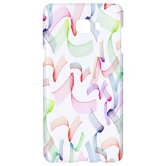 Rainbow Green Purple Pink Red Blue Pattern Zommed Samsung C9 Pro Hardshell Case  by Mariart