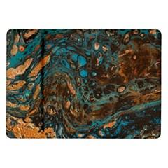 Earth Samsung Galaxy Tab 10 1  P7500 Flip Case
