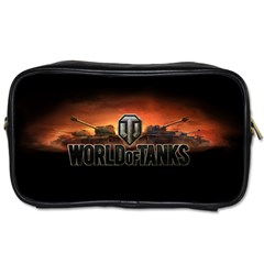 World Of Tanks Toiletries Bags 2 Side by Zhezhe