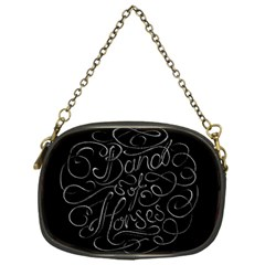 Band Of Horses Chain Purses (one Side)  by Zhezhe