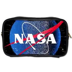 Nasa Logo Toiletries Bags 2 Side by Zhezhe