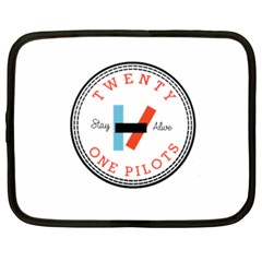 Twenty One Pilots Netbook Case (xxl)  by Zhezhe