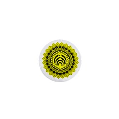 Bassnectar Sunflower 1  Mini Magnets by Zhezhe