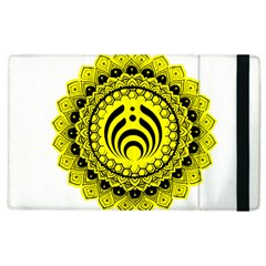 Bassnectar Sunflower Apple Ipad 2 Flip Case by Zhezhe