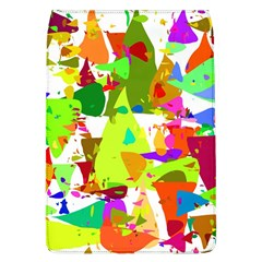 Colorful Shapes On A White Background                       Samsung Galaxy Grand Duos I9082 Hardshell Case