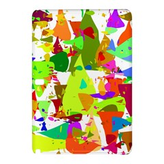 Colorful Shapes On A White Background                       Nokia Lumia 1520 Hardshell Case by LalyLauraFLM
