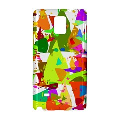 Colorful Shapes On A White Background                       Apple Iphone 6 Plus/6s Plus Leather Folio Case by LalyLauraFLM