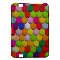 Colorful Tiles Pattern                     Samsung Galaxy Premier I9260 Hardshell Case by LalyLauraFLM