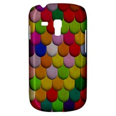 Colorful Tiles Pattern                     Samsung Galaxy Ace Plus S7500 Hardshell Case by LalyLauraFLM