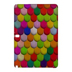 Colorful Tiles Pattern                     Nokia Lumia 1520 Hardshell Case by LalyLauraFLM