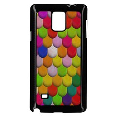 Colorful Tiles Pattern                     Samsung Galaxy Note 4 Case (color) by LalyLauraFLM