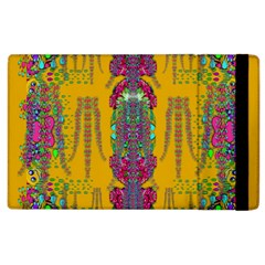 Rainy Day To Cherish  In The Eyes Of The Beholder Apple Ipad 3/4 Flip Case by pepitasart