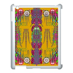 Rainy Day To Cherish  In The Eyes Of The Beholder Apple Ipad 3/4 Case (white) by pepitasart