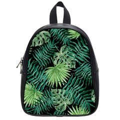 Tropical Pattern School Bag (small) by ValentinaDesign