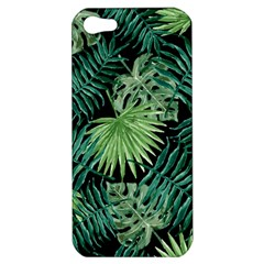Tropical Pattern Apple Iphone 5 Hardshell Case by ValentinaDesign