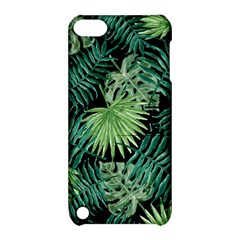 Tropical Pattern Apple Ipod Touch 5 Hardshell Case With Stand by ValentinaDesign