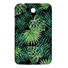 Tropical Pattern Samsung Galaxy Tab 3 (7 ) P3200 Hardshell Case  by ValentinaDesign