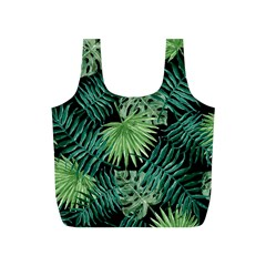 Tropical Pattern Full Print Recycle Bags (s)  by ValentinaDesign