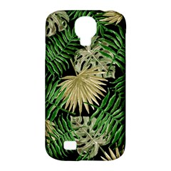 Tropical Pattern Samsung Galaxy S4 Classic Hardshell Case (pc+silicone) by ValentinaDesign