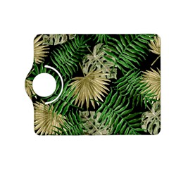 Tropical Pattern Kindle Fire Hd (2013) Flip 360 Case by ValentinaDesign
