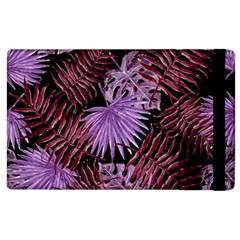 Tropical Pattern Apple Ipad 3/4 Flip Case by ValentinaDesign