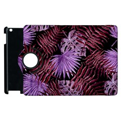 Tropical Pattern Apple Ipad 3/4 Flip 360 Case by ValentinaDesign