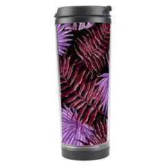 Tropical Pattern Travel Tumbler by ValentinaDesign