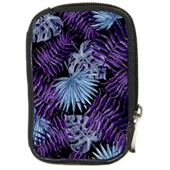 Tropical Pattern Compact Camera Cases by ValentinaDesign
