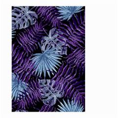 Tropical Pattern Small Garden Flag (two Sides) by ValentinaDesign