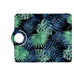 Tropical Pattern Kindle Fire Hdx 8 9  Flip 360 Case by ValentinaDesign