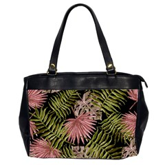 Tropical Pattern Office Handbags (2 Sides)  by ValentinaDesign