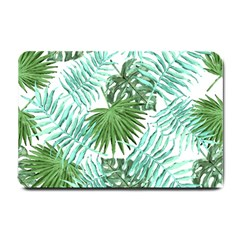 Tropical Pattern Small Doormat  by ValentinaDesign