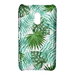 Tropical Pattern Nokia Lumia 620 by ValentinaDesign