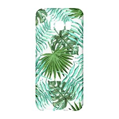 Tropical Pattern Samsung Galaxy S8 Hardshell Case  by ValentinaDesign